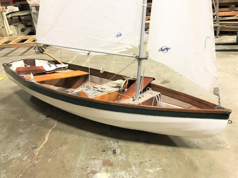 SALTS Sail and Life Training Society - 10' Nesting Sailing