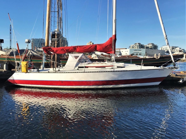 SALTS Sail and Life Training Society - 35' Santana 35