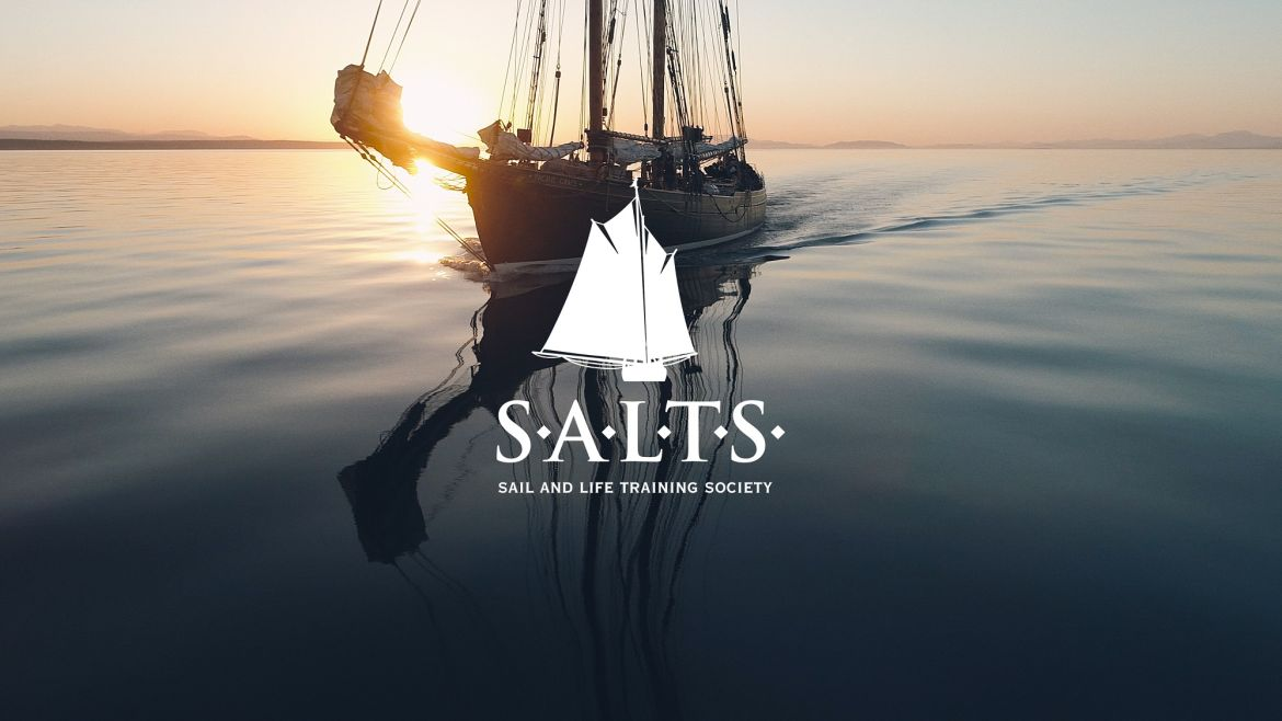 Learn to sail a tall ship with SALTS