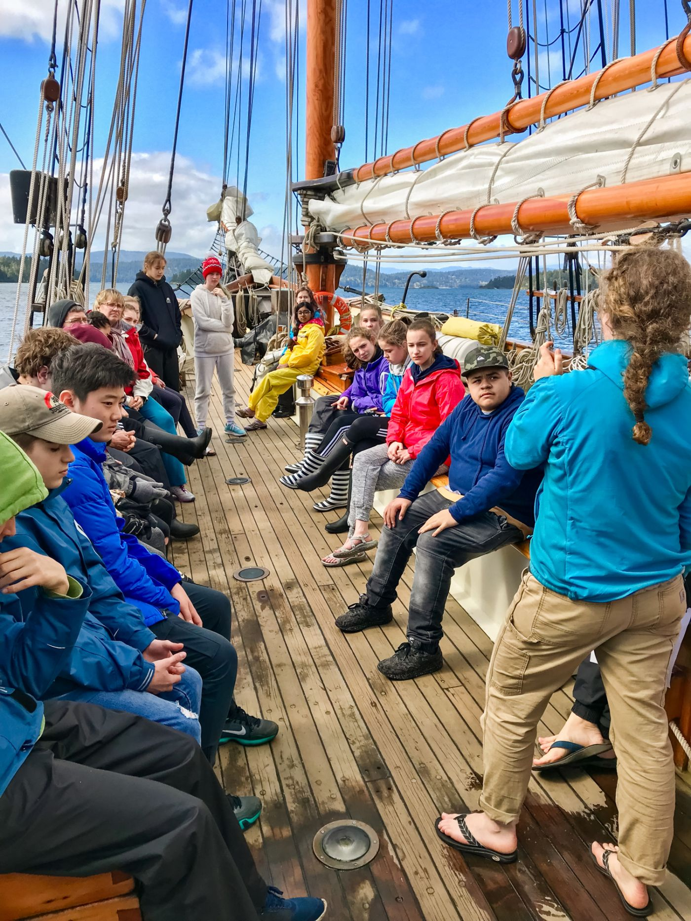 The Ultimate Field Trip: What to Expect of Outdoor Education on a