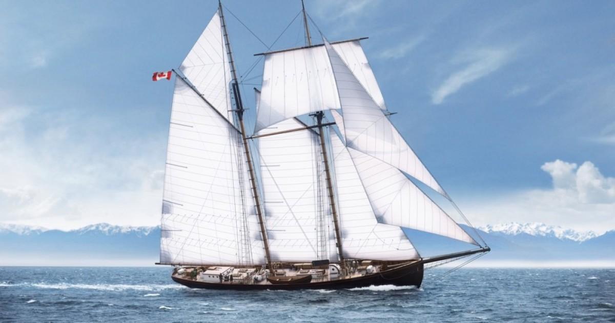 new schooner project