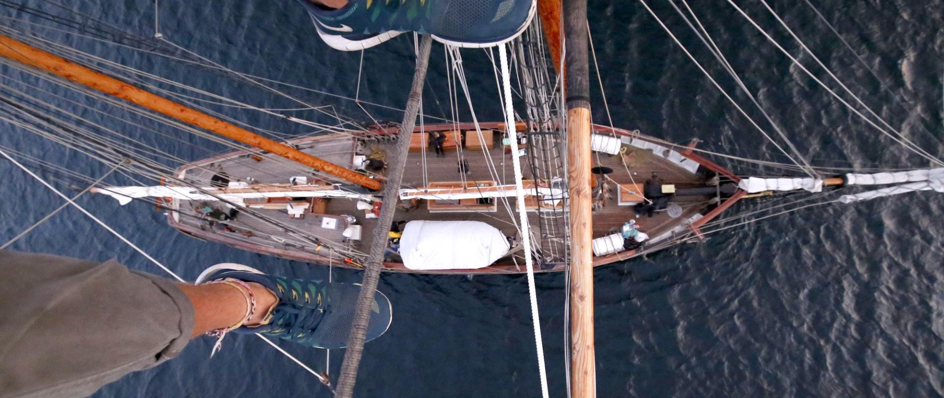 Pacific Grace, Pacific Swift, and the New Schooner